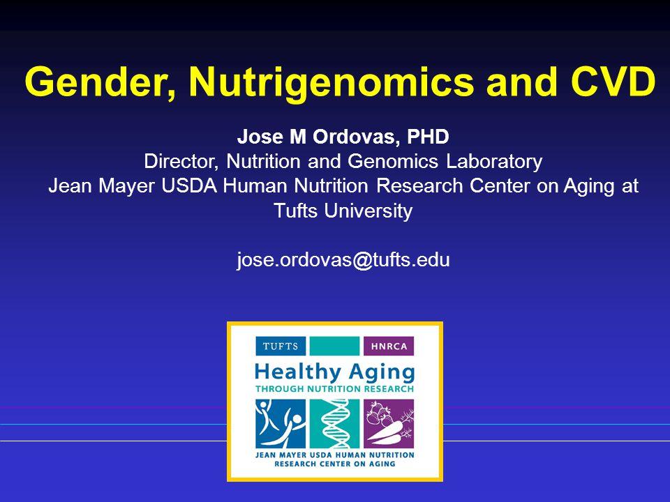 Director, Nutrition and Genomics Laboratory