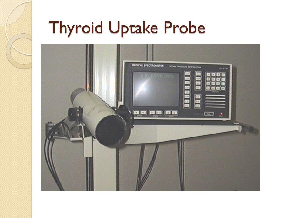Thyroid Uptake Probe