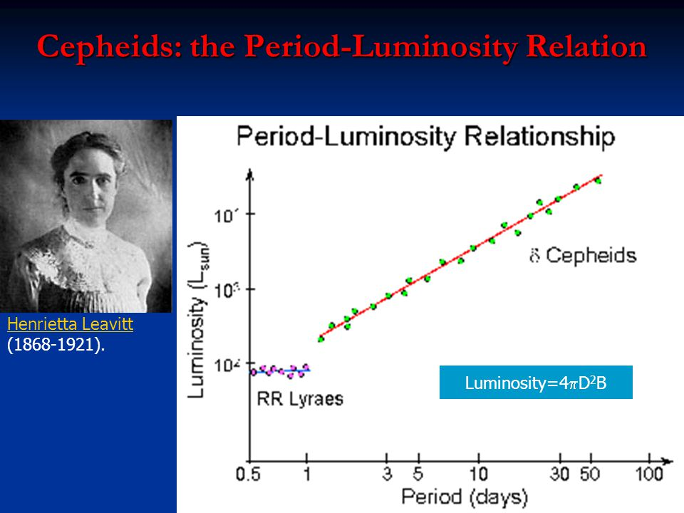 Cepheids: the Period-Luminosity Relation