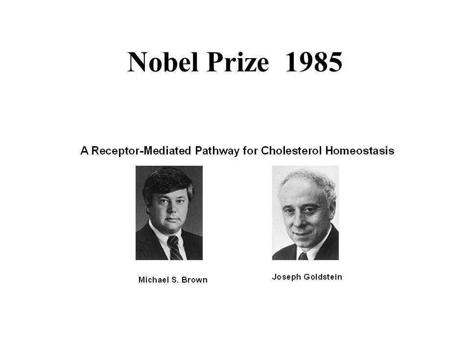 Nobel Prize 1985