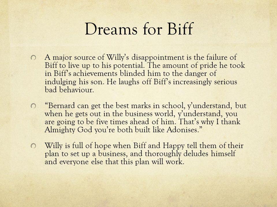 Dreams for Biff