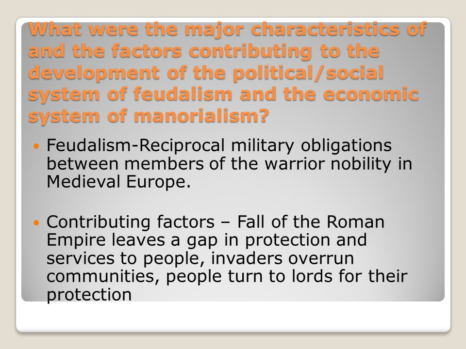major factors contributing to the fall of the roman empire The fall of the western part of the roman empire was a process many factors contributed to this many factors contributed to this the main one was the invasions by germanic peoples (vandals.
