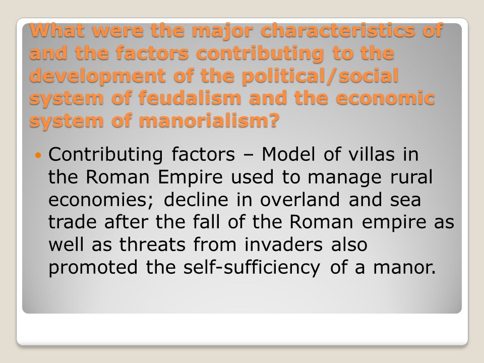 factors contributing to the roman empires decline