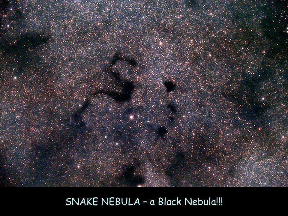 SNAKE NEBULA – a Black Nebula!!!