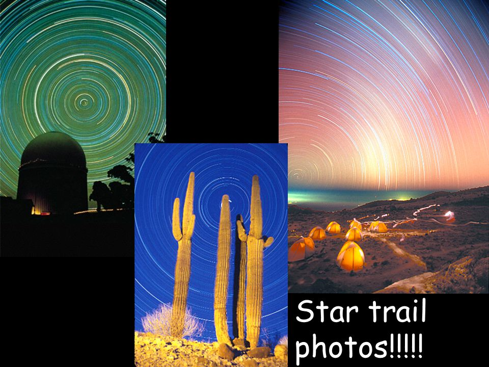 Star trail photos!!!!!