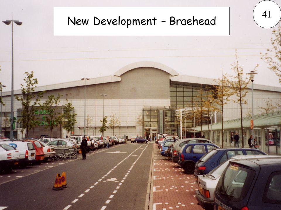 New Development – Braehead