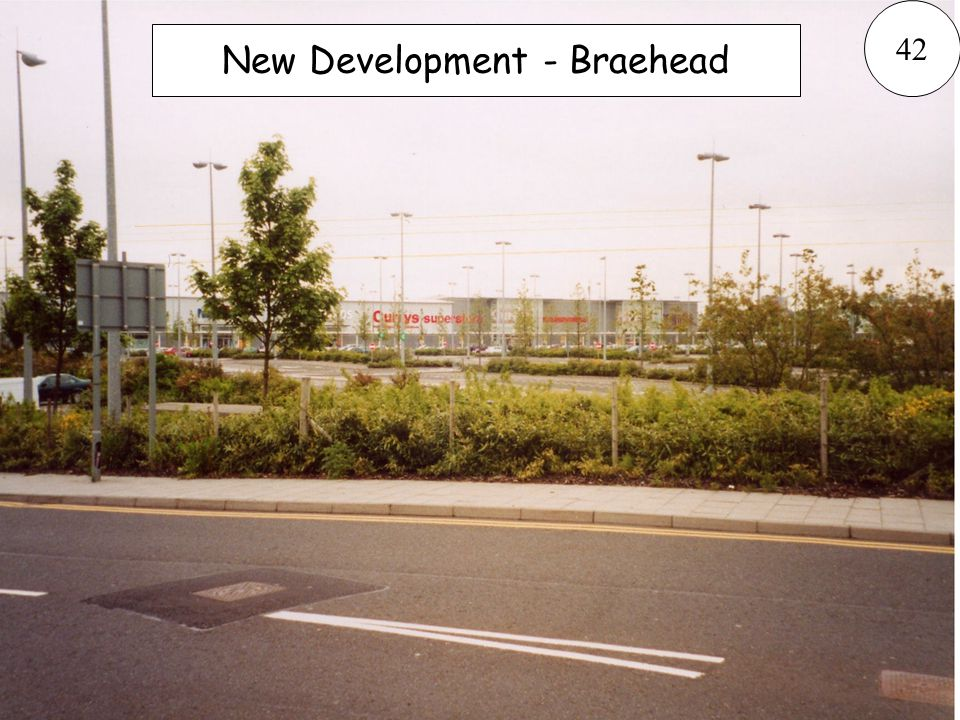 New Development - Braehead