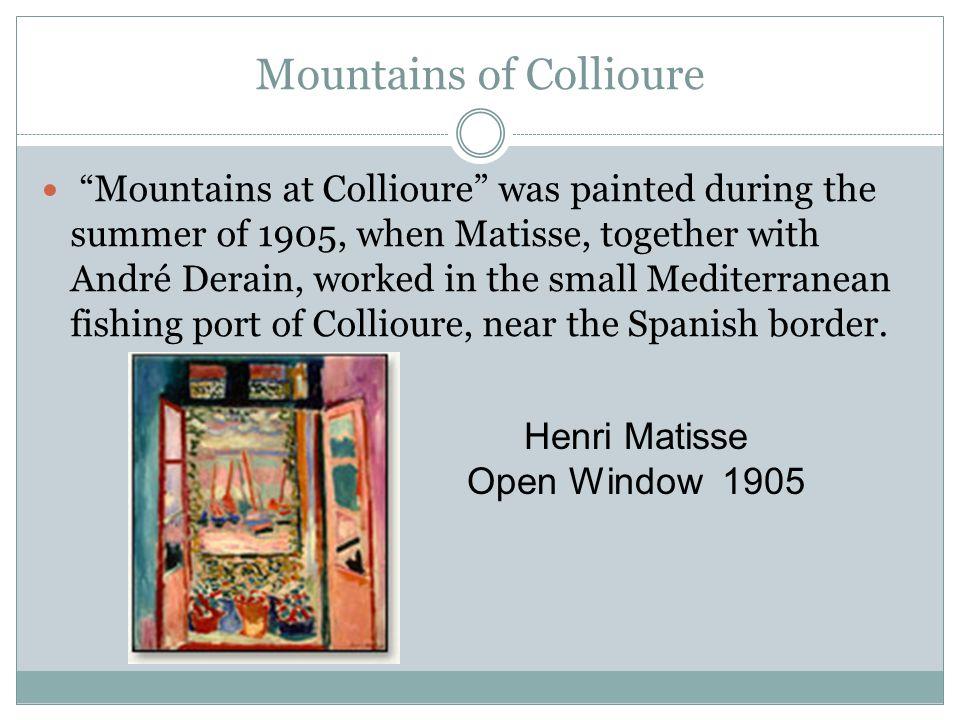 Mountains of Collioure