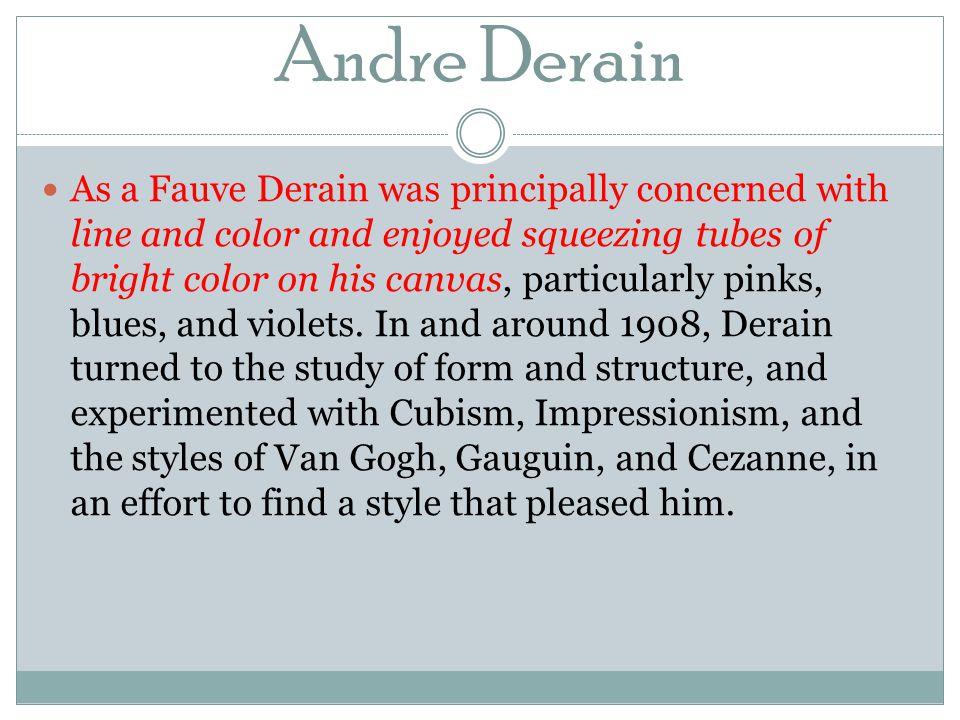 Andre Derain