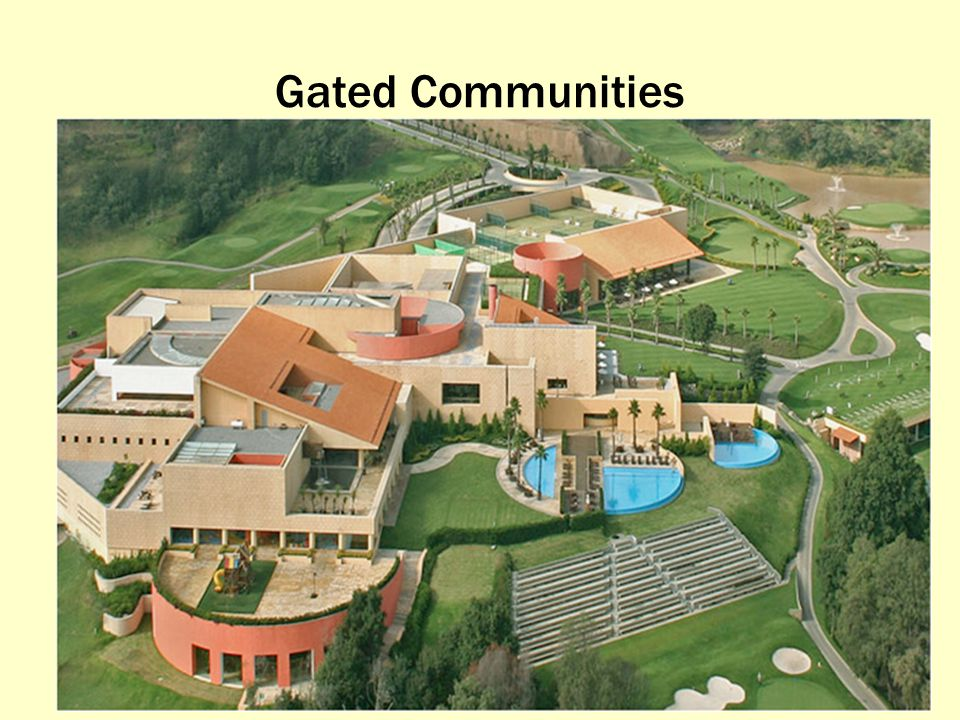 Gated Communities Find image