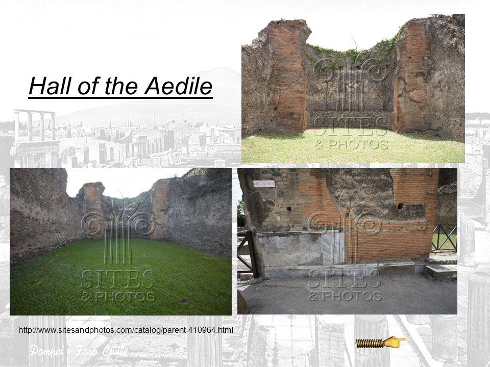Hall of the Aedile http://www.sitesandphotos.com/catalog/parent-410964.html