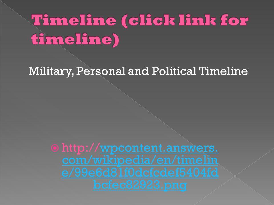 Timeline (click link for timeline)