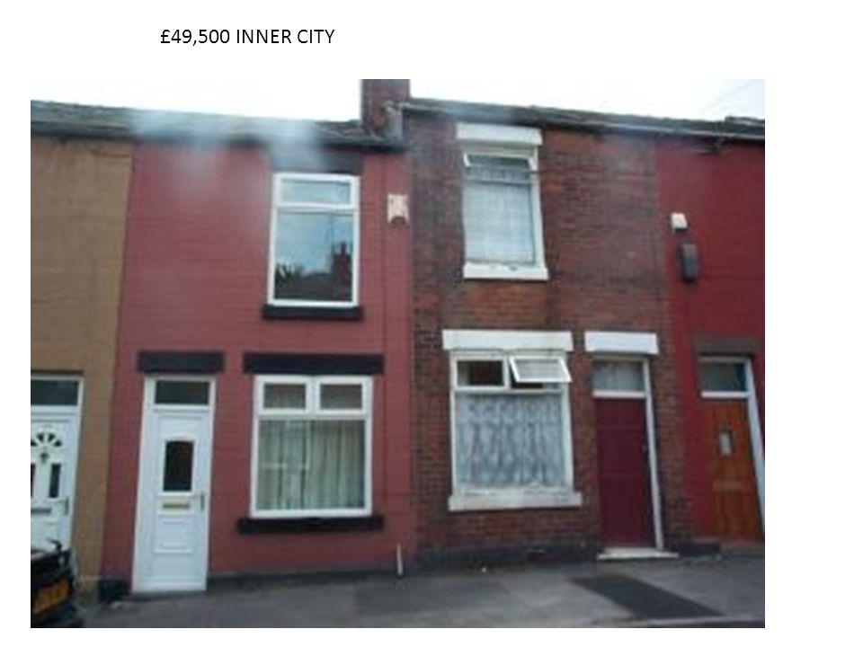 £49,500 INNER CITY