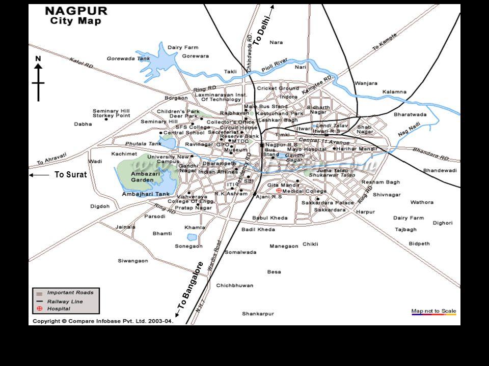 To Bangalore To Surat To Delhi