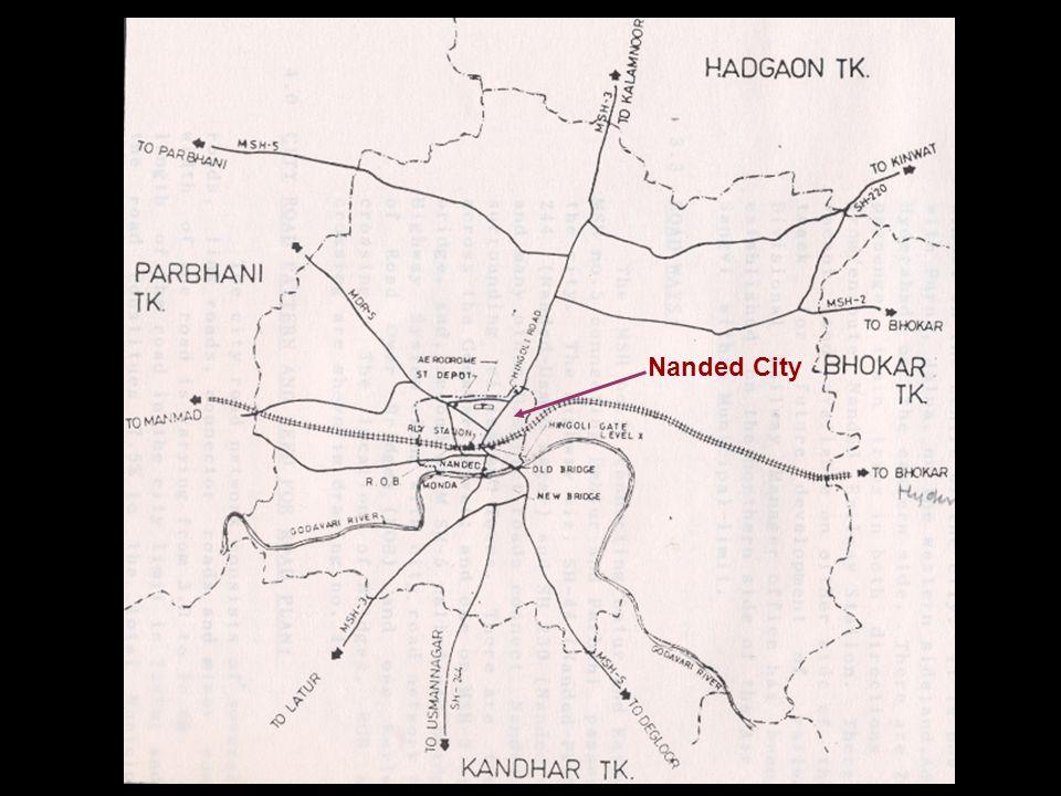 Nanded City