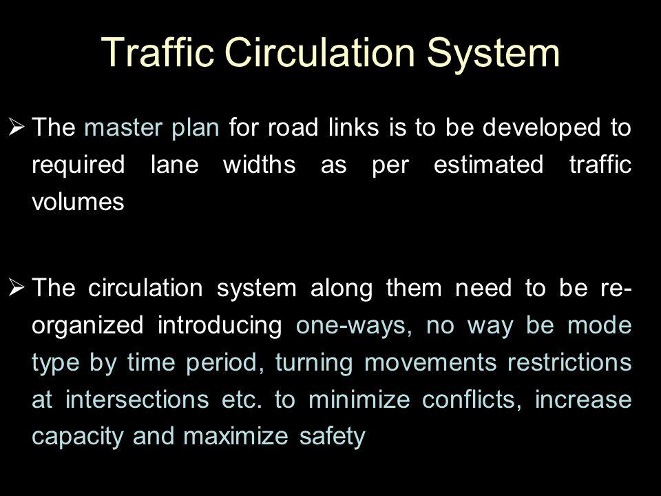 Traffic Circulation System