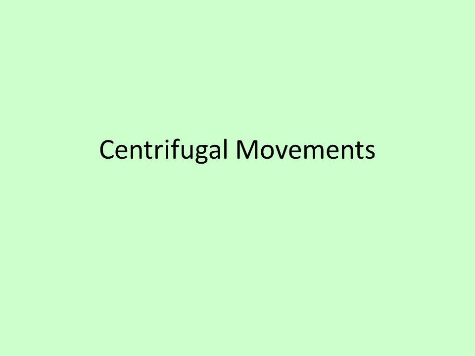 Centrifugal Movements