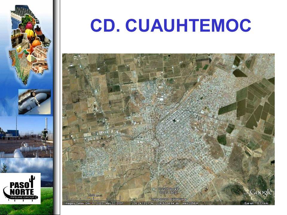 CD. CUAUHTEMOC