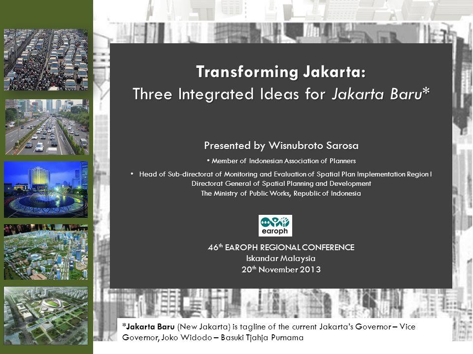 Transforming Jakarta: