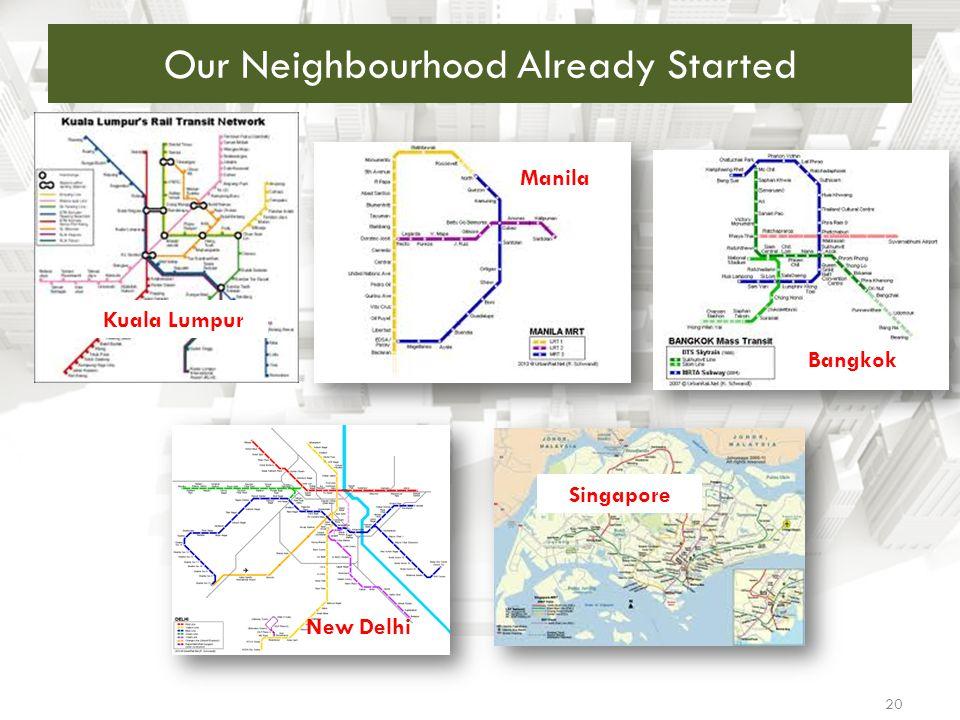Our Neighbourhood Already Started