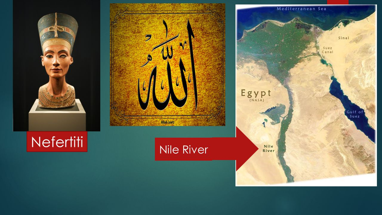 Nefertiti Nile River