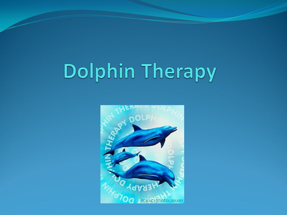 Dolphin Therapy