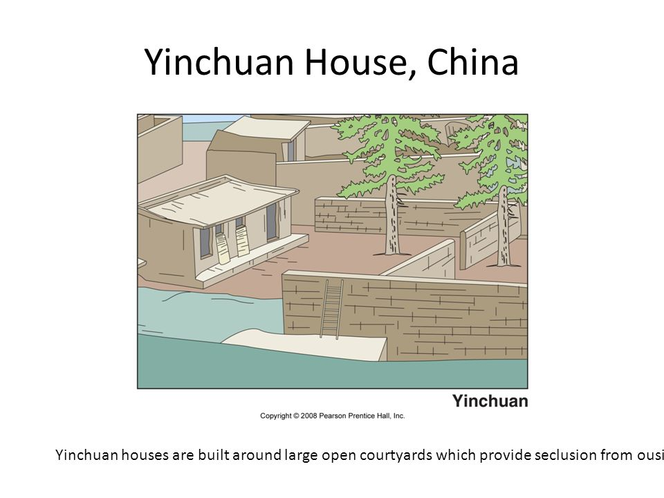 Yinchuan House, China Liz Lewis: …from outsiders