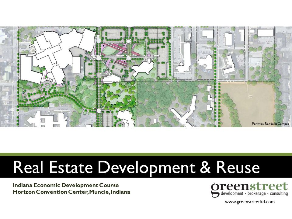 Real Estate Development & Reuse