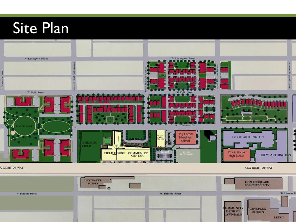Site Plan IN Economic Development Conference | January 12, 2012 | © Greenstreet Ltd.
