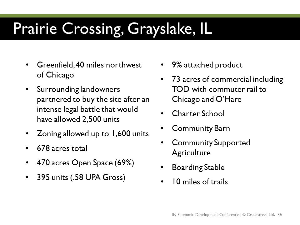 Prairie Crossing, Grayslake, IL