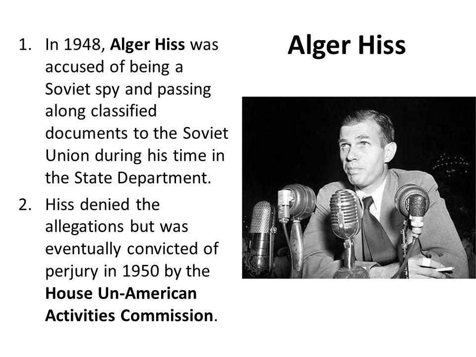 Alger Hiss