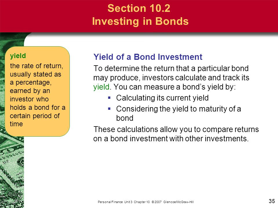 Section 10.3 Mutual Funds Main Idea