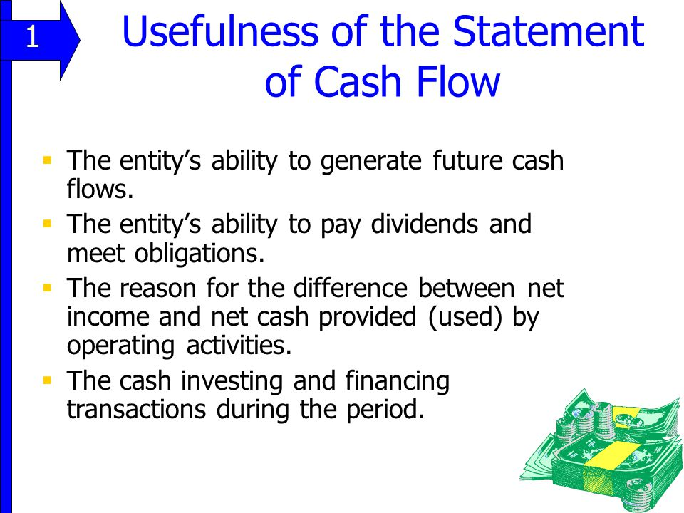 Usefulness of the Statement of Cash Flow