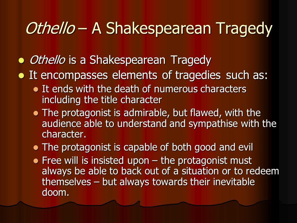 Othello – A Shakespearean Tragedy