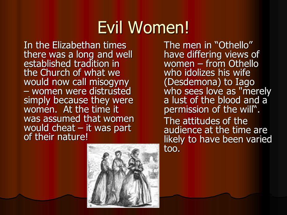 Evil Women!
