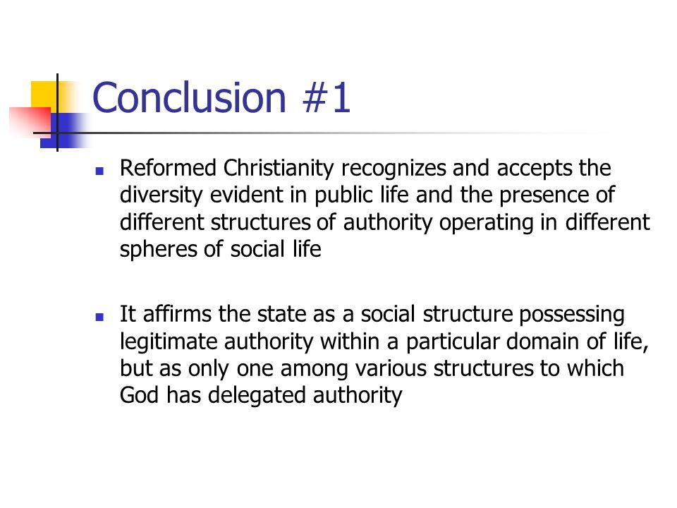 Conclusion #1
