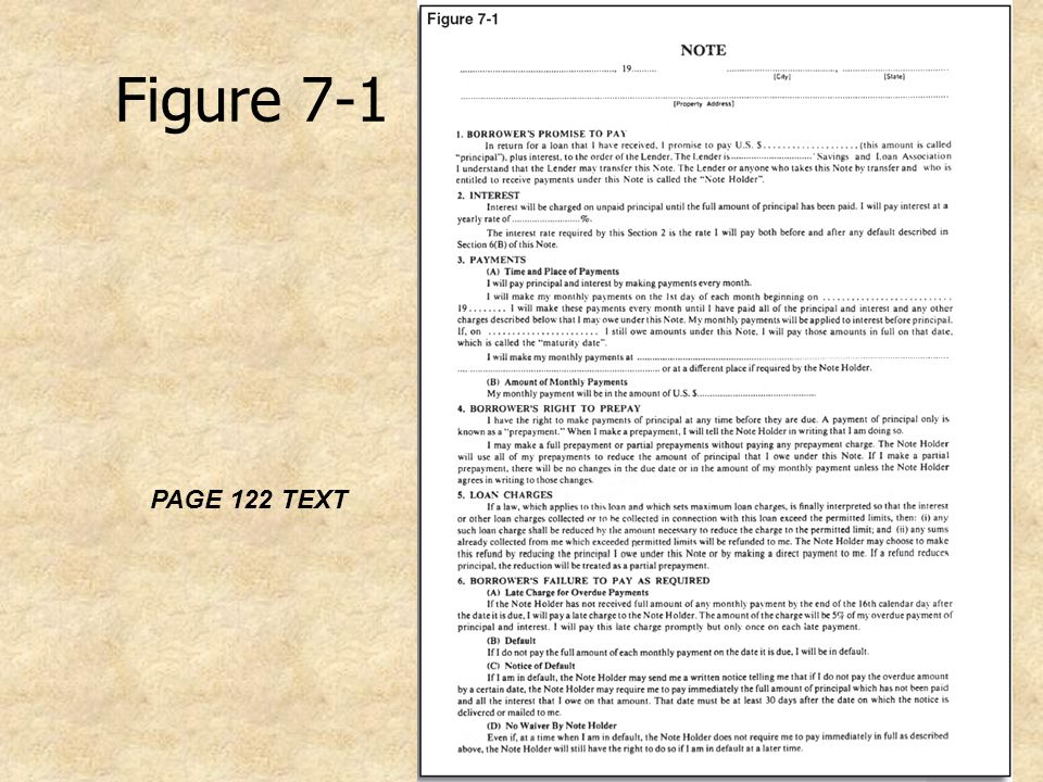 Figure 7-1 PAGE 122 TEXT