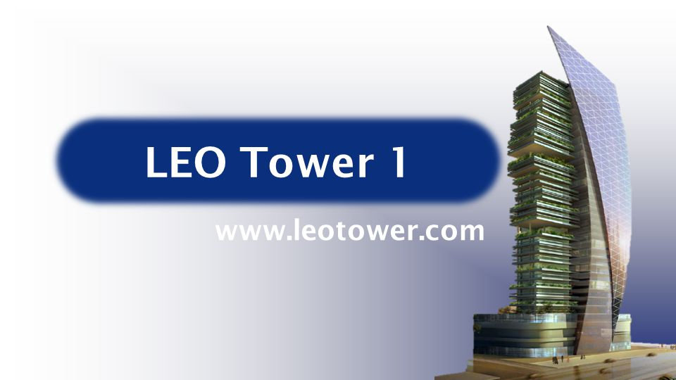 LEO Tower 1 www.leotower.com