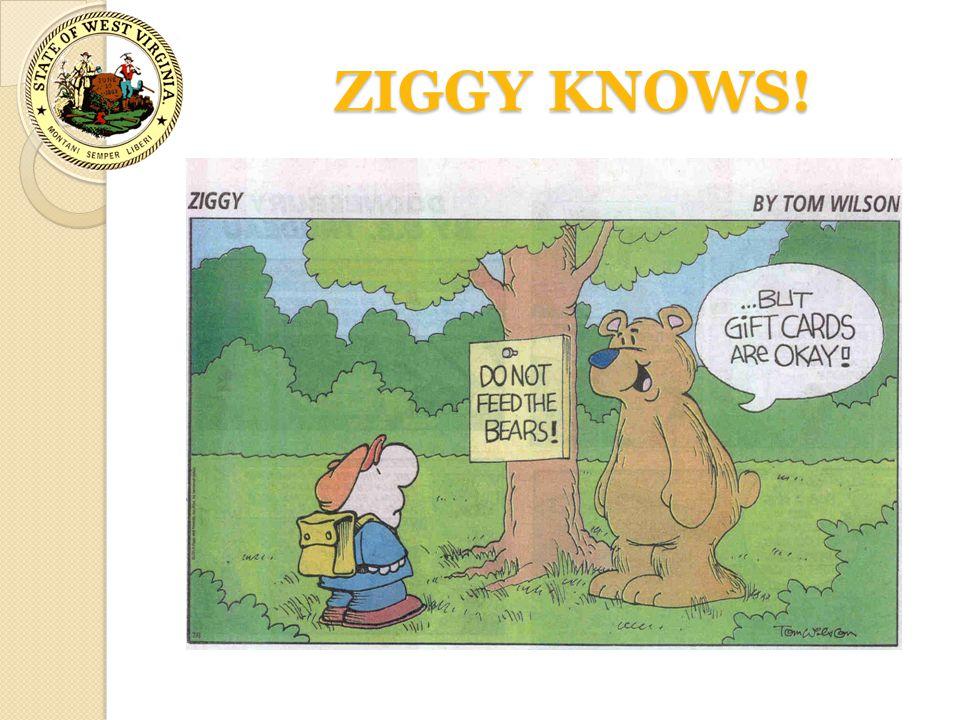 ZIGGY KNOWS!