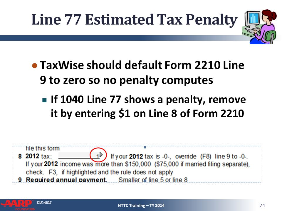 Refund/Tax Owed Pub 4491 – Part 7 Nttc Training – Ty Ppt Download