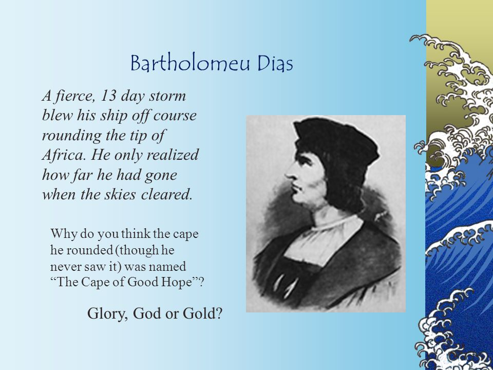 Bartholomeu Dias