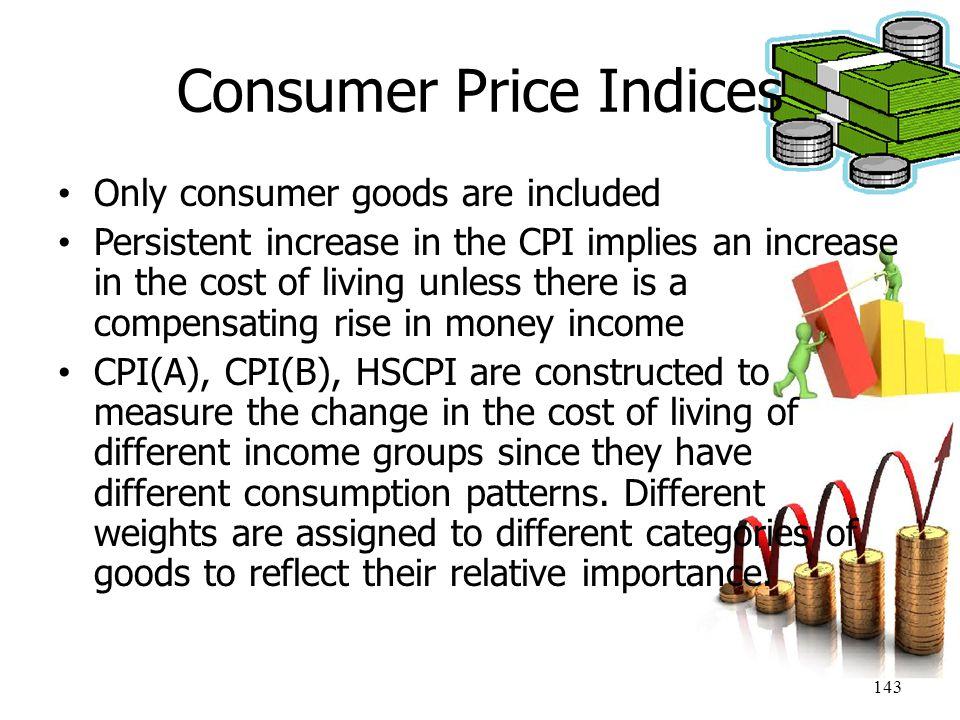 Consumer Price Indices