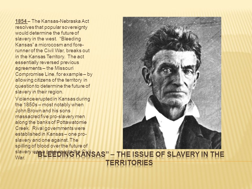 was slavery the key issue in 9 in the compromise, how was the issue of slavery solved in the territories of new mexico, nevada, arizona, and utah 10.