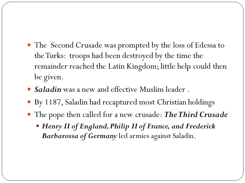 Saladin was a new and effective Muslim leader .