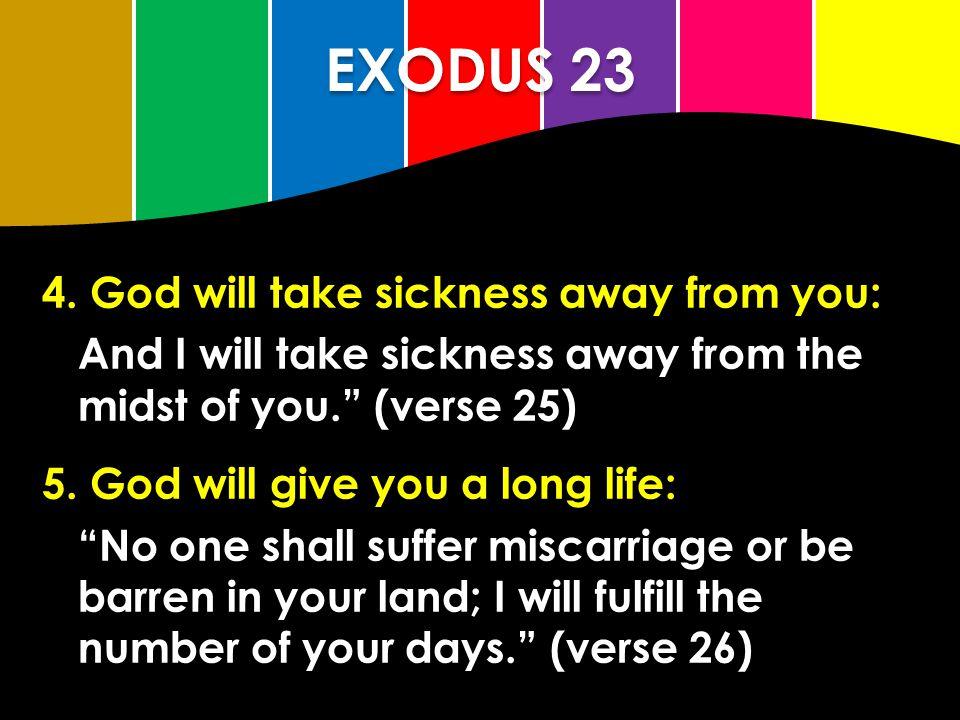 EXODUS 23