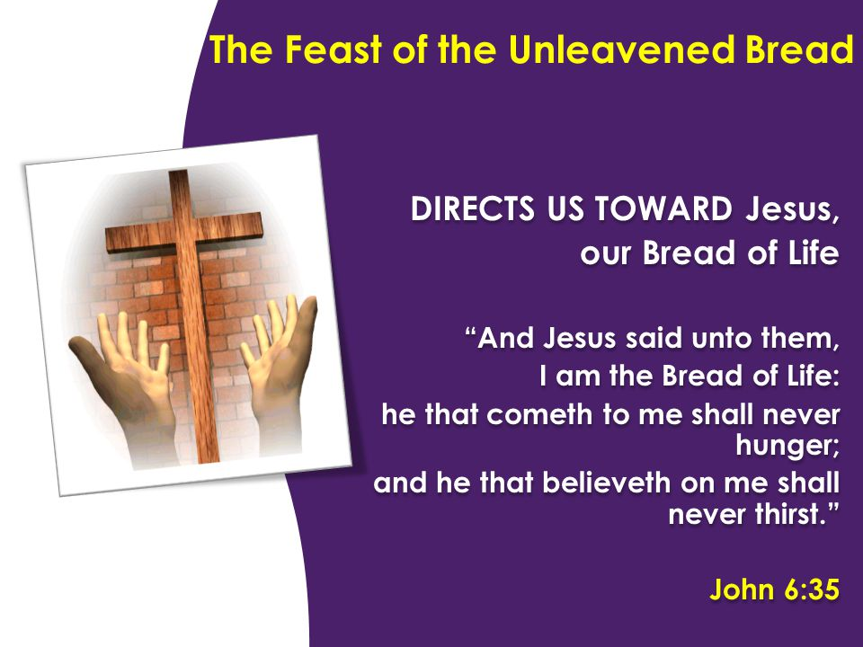 The Feast of the Unleavened Bread
