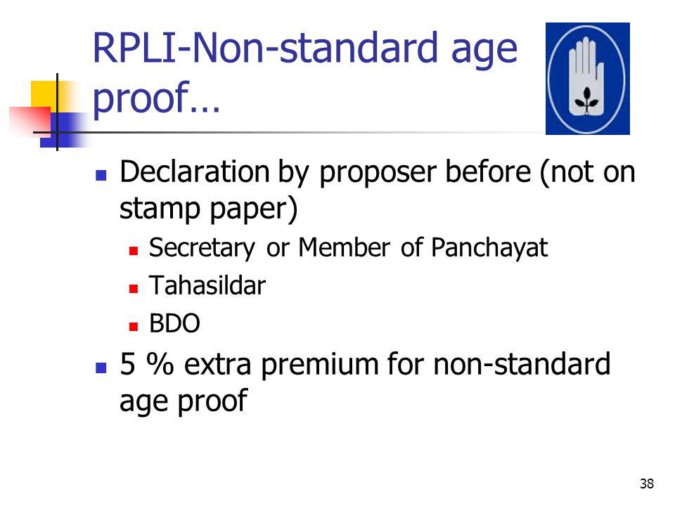 RPLI-Non-standard age proof…
