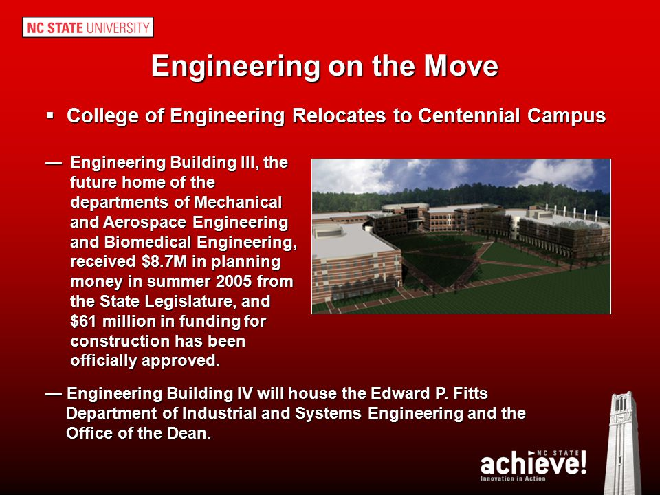 Engineering on the Move