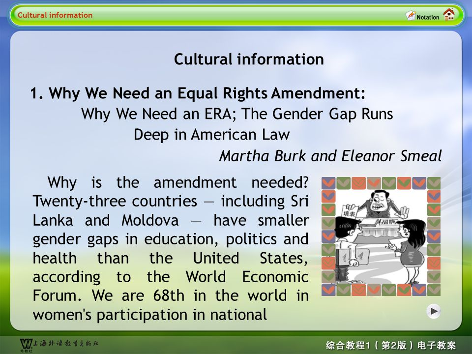 Cultural information 1 Cultural information