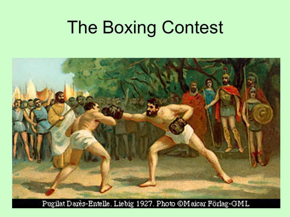 The Boxing Contest